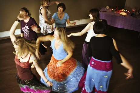 Therapeutic Healing Dance