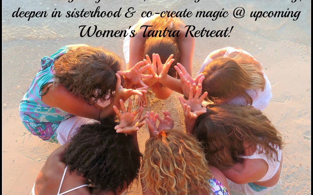 Women's Tantra Retreat (May 26 to 28, 2017) @ Amisk Lake, Alberta, Canada